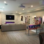 Camaforte Design Finished Basement
