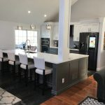 Camaforte Design Open Concept Kitchen