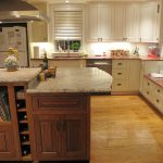 Camaforte Design White granite kitchen