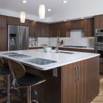 Camaforte Design Walnut Kitchen