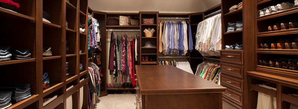Closets That Transcend Storage Space